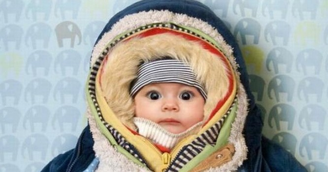 5 características de los niños de doble suéter (sobreprotegidos)