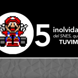 5 inolvidables juegos de Super Nintendo que todos tuvimos